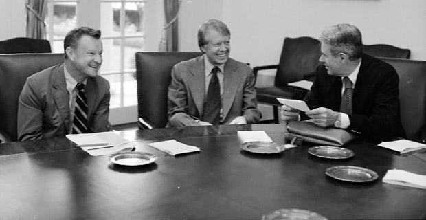 [미국] 카터의 소련정책과 '짜깁기'?