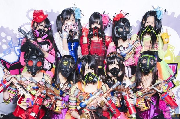 일본의 이색걸그룹 BEST 11
