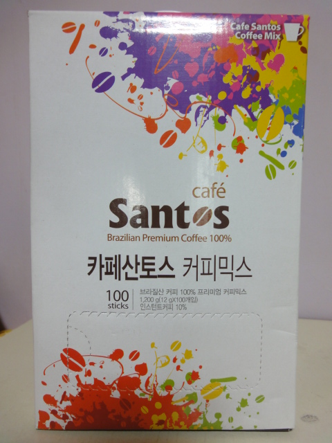 음료[카페산토스 커피믹스]
