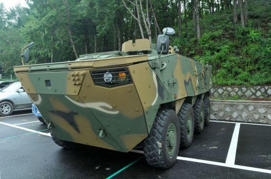 [Military] 2사단에서 찍혔다는 차륜형 장갑차