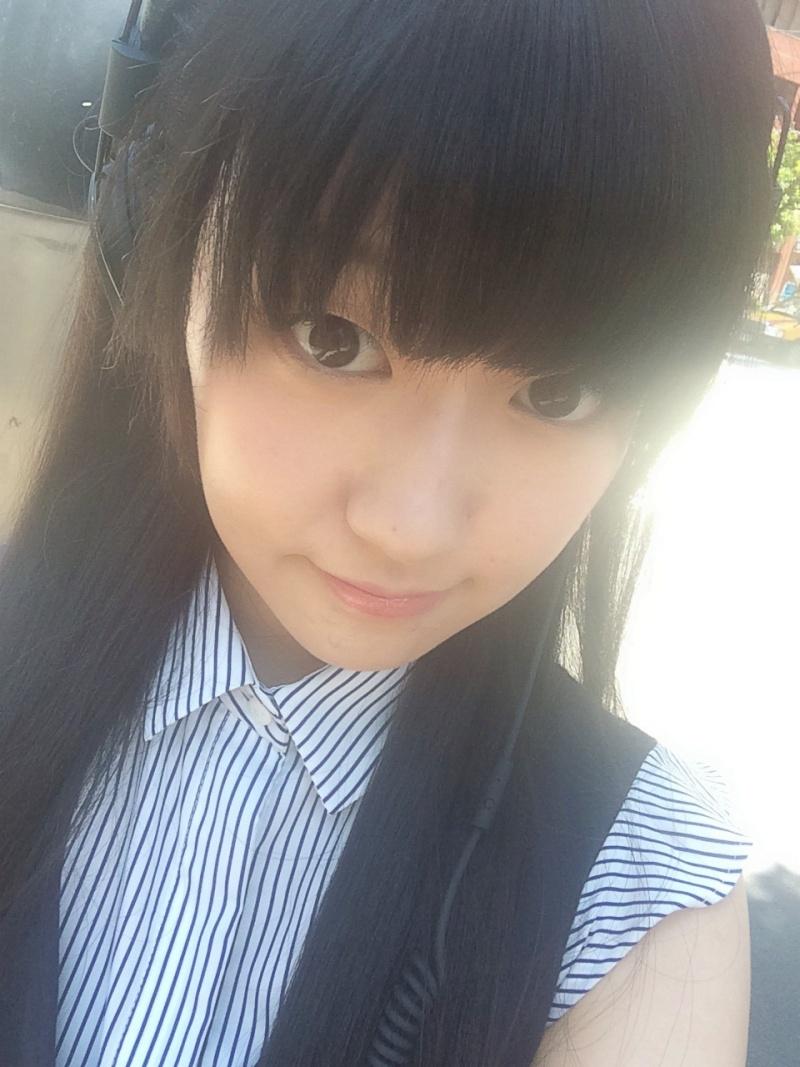 성우 미사와 사치카가 자신의 블로그에 올린 사진, ..