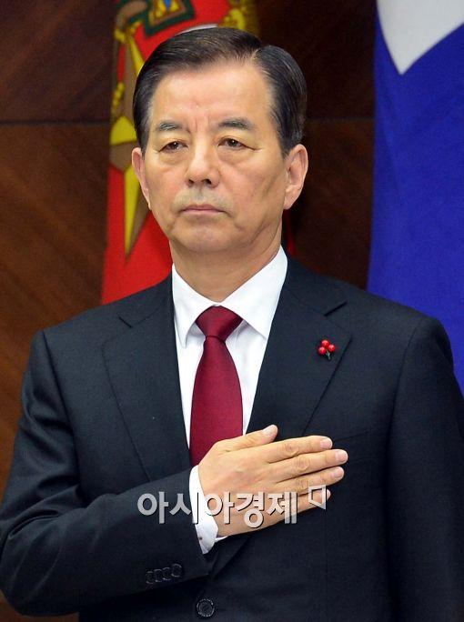 한민구 국방장관