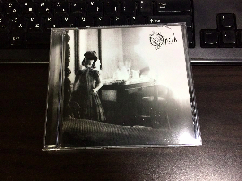 Damnation - Opeth / 2003