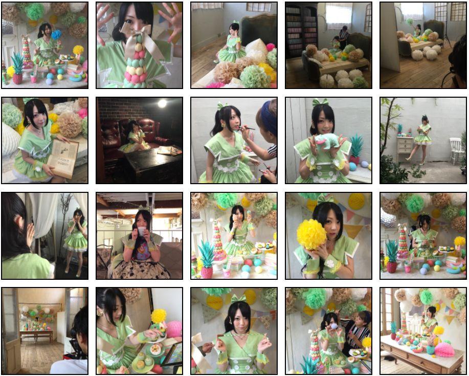 가수 Ray씨 팬클럽 홈페이지에 올라온 사진