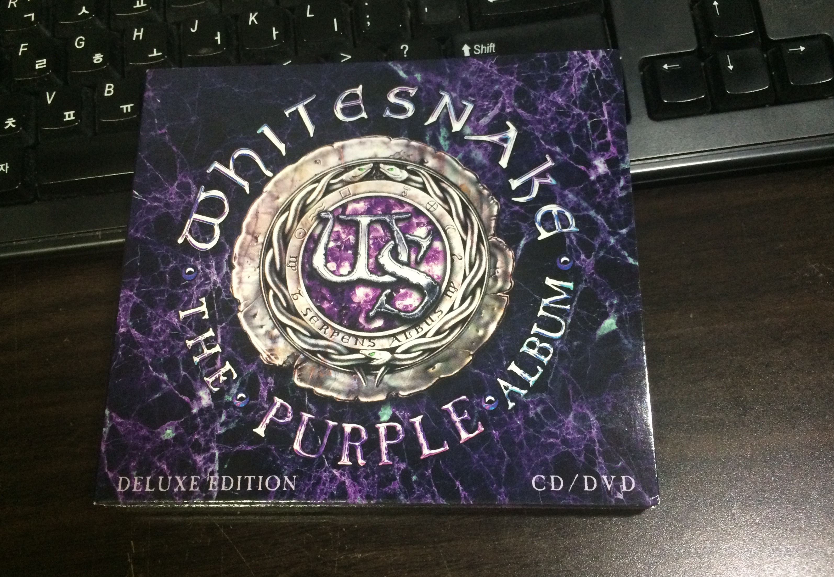 The Purple Album - Whitesnake / 2015