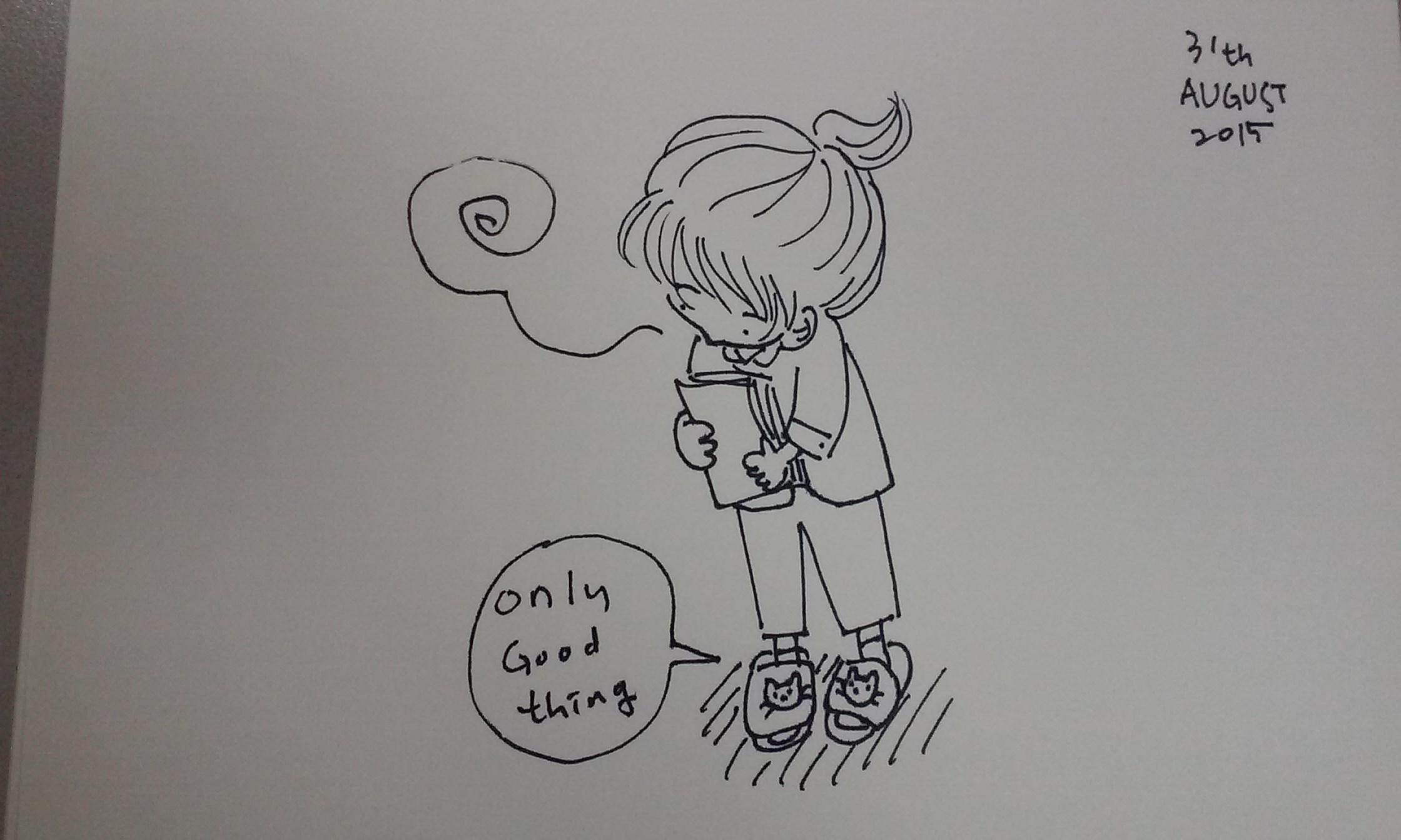 요즘살이 8/31, 끝의 먼데이