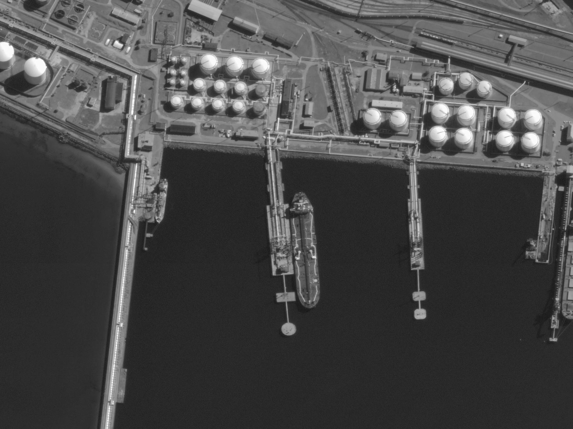 러시아 위성사진