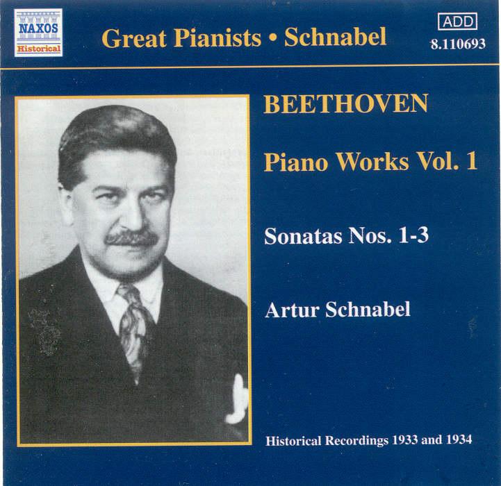 Beethoven Piano Sonata(complete); Artur..