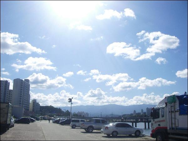 가을하늘 구름, 공원 개, 그 외 풍경들