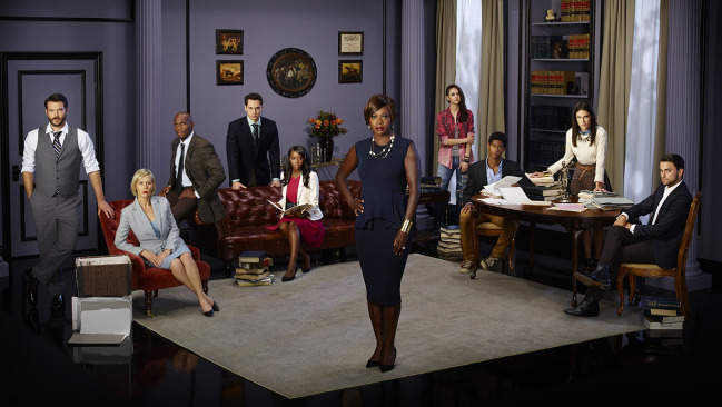 ★4.0 How to Get Away With Murder