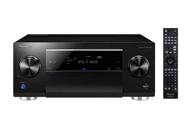 Pioneer에서 Dolby Atmos 및 DTS:X를 지원하는..
