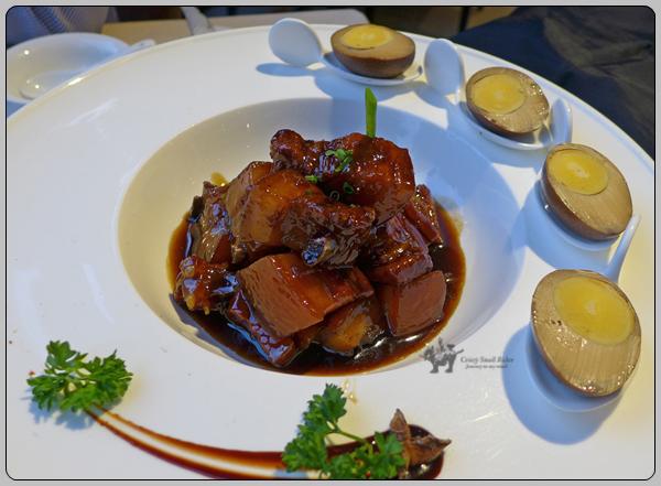 상하이 上海 식 저녁식사 圓苑 식당