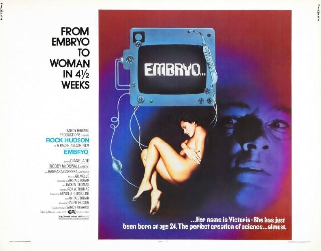 엠브리오 / Embryo (1976년)