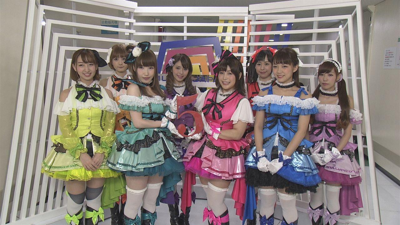 NHK 뉴스 시부 5시, 러브라이브 특집 기획 방송