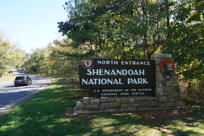 셰넌도어 국립공원 Shenandoah National Park