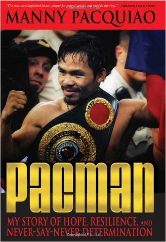 Pacman by Manny Pacquiao and James Timo..