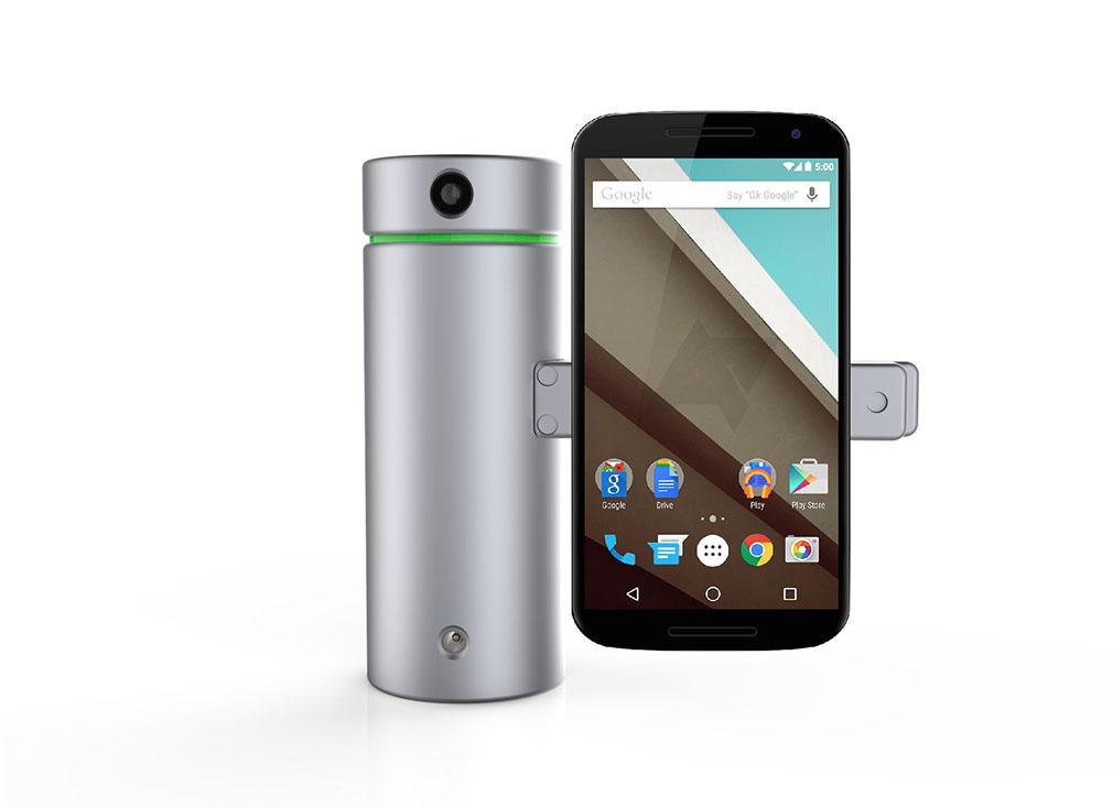 스마트폰을 3D 스캐너로 쓰는 방법, EORA 3D