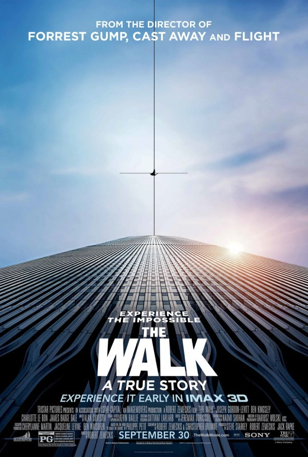 하늘을 걷는 남자 (The Walk, 2015)