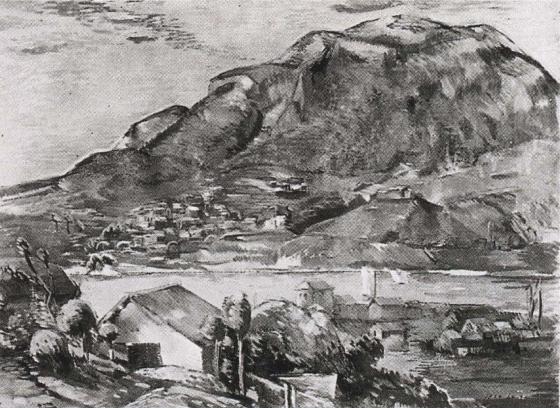 <세토 섬의 여름(1933)>