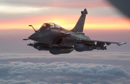 과연 프랑스군은 IS를 응징할수 있을까?