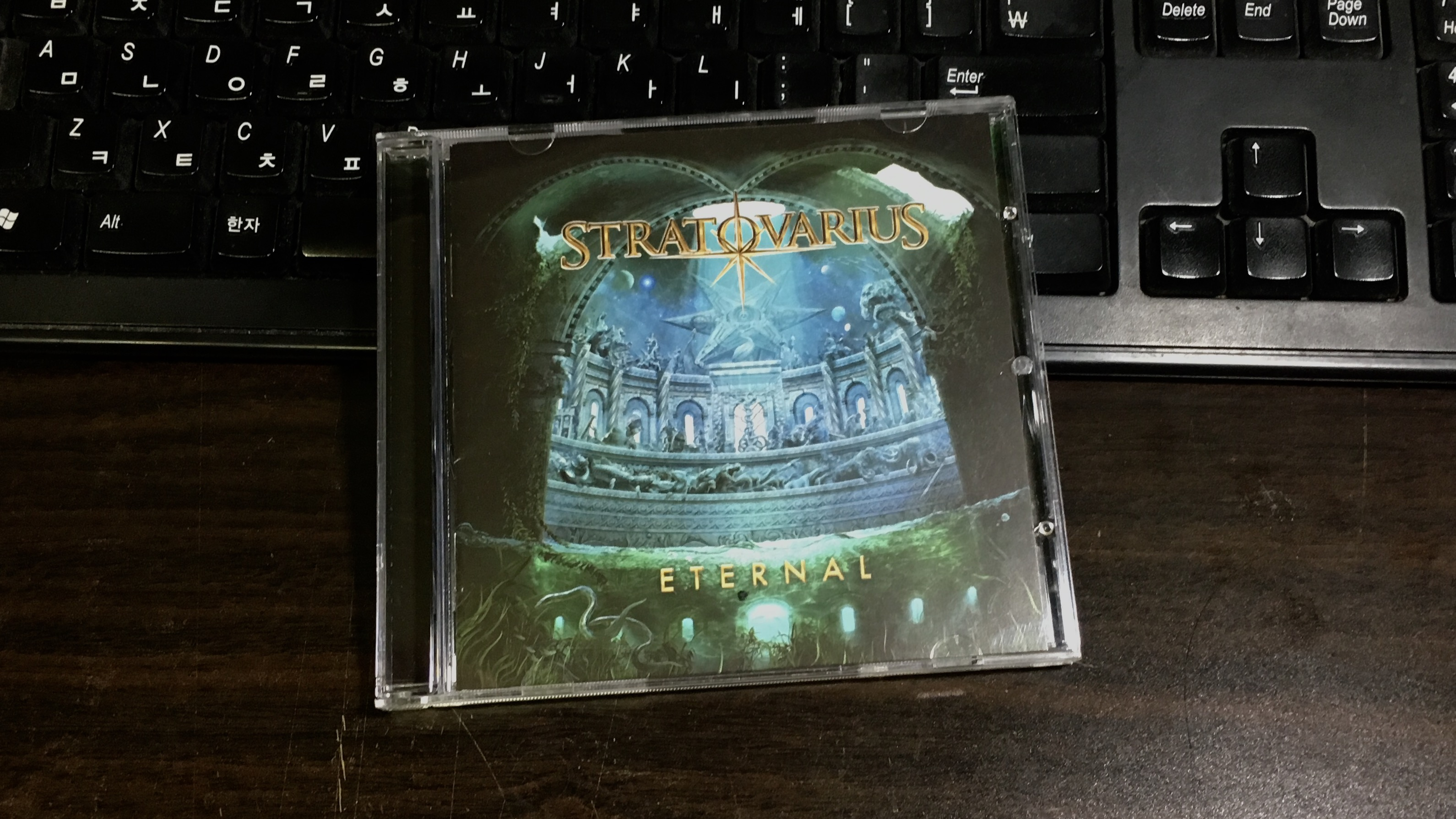 Eternal - Stratovarius / 2015