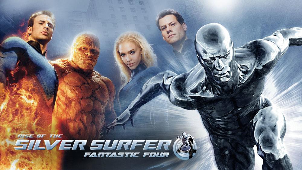 판타스틱 4: 실버서퍼의 등장 (2007)