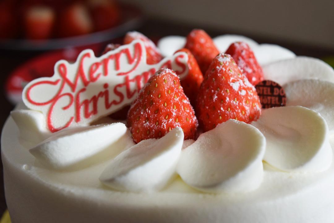 오뗄두스 딸기생크림 케이크 후기