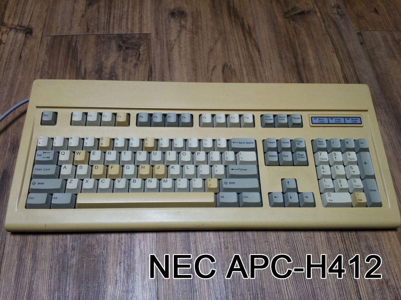NEC APC-H412