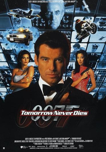 007 네버 다이 - 양자경, 주역 본드 걸 발탁