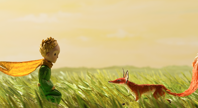 The Little Prince , 2015