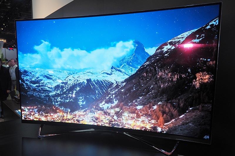 파나소닉 OLED TV 일본 출시 예정.