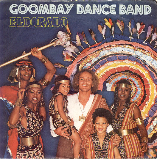 Goombay Dance Band - Golden dreams of E..