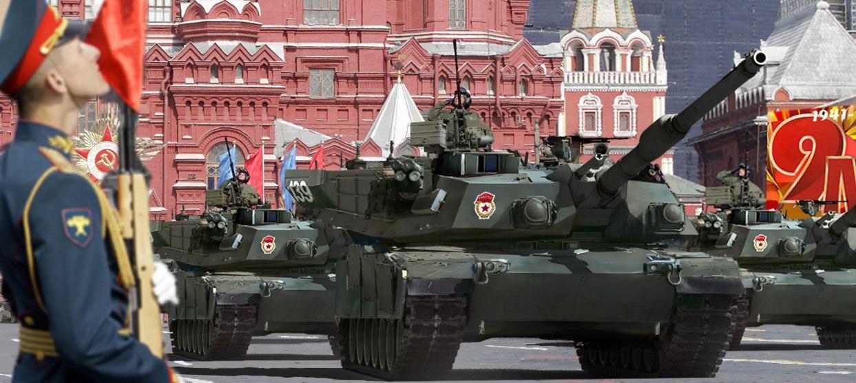 평행세계의 러시아군