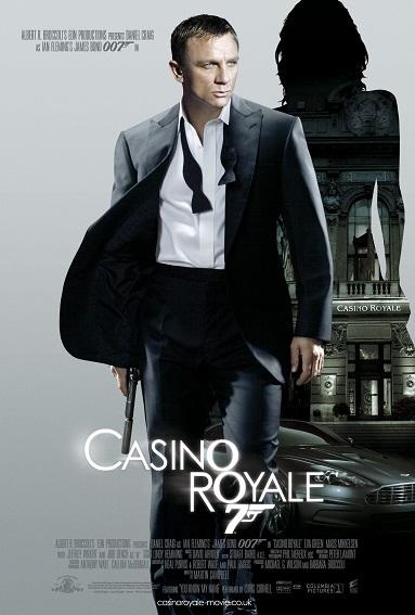 007 카지노 로얄 - 제임스 본드 원점 회귀, 대성공