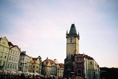 Praha, Czech