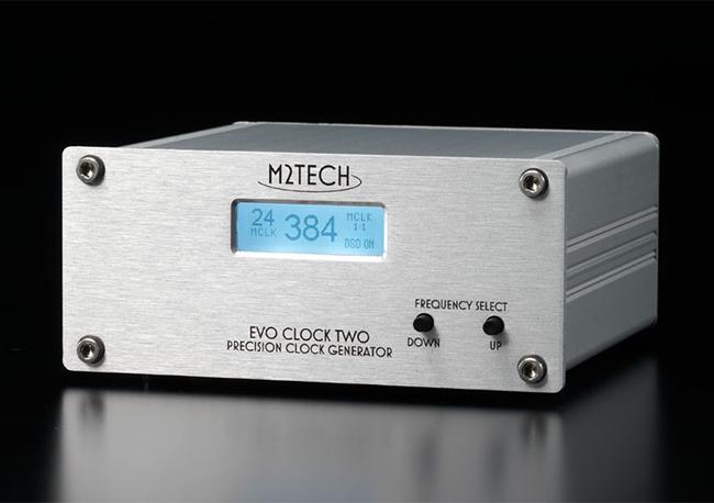 M2TECH에서 USB DAC 2종과 클럭 1종을 발표 했..
