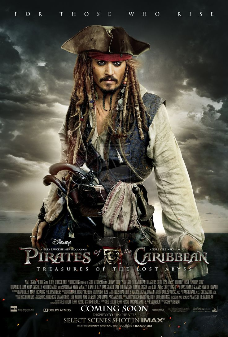 """Pirates of the Caribbean: Dead Men Tell No .."