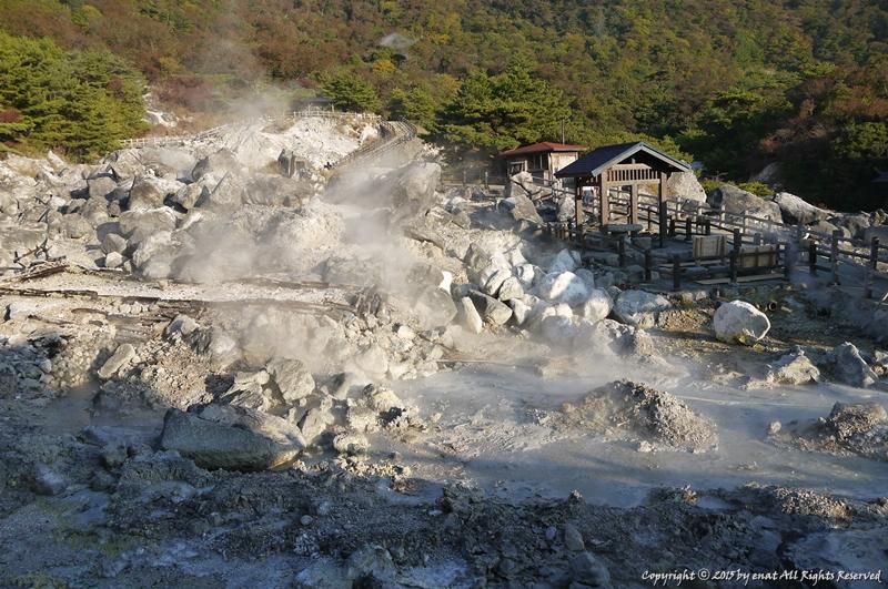 나가사키 온천여행 (6) 운젠지옥