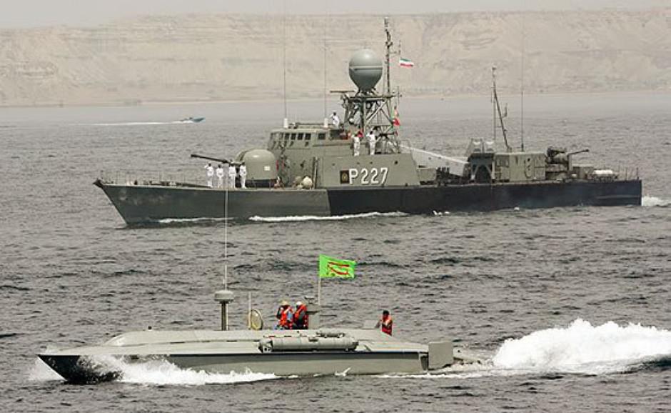 북한 해군 대동-B급 반잠수정