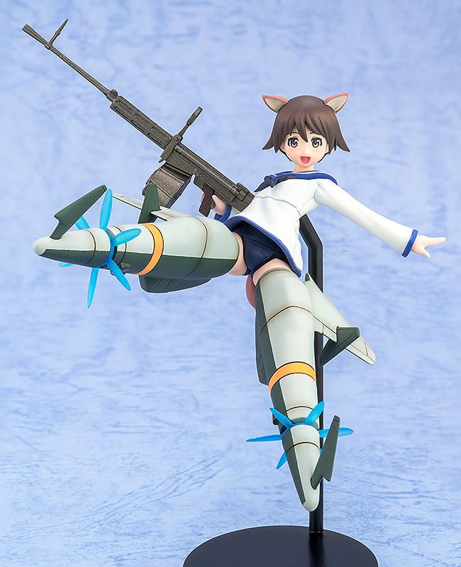 스트라이크 위치스 '미야후지 요시카' 피규어 샘플 사진