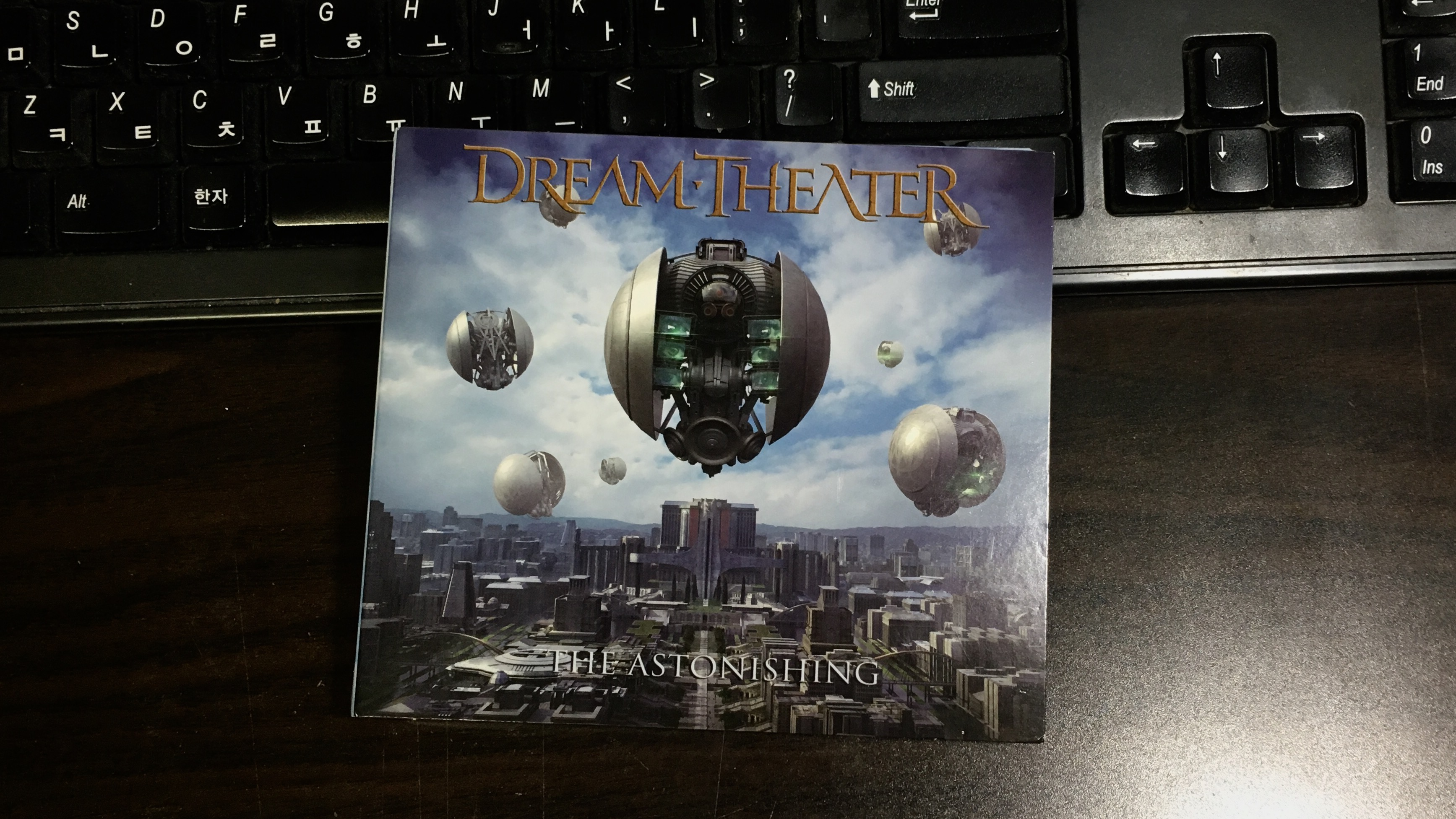The Astonoshing - Dream Theater / 2016