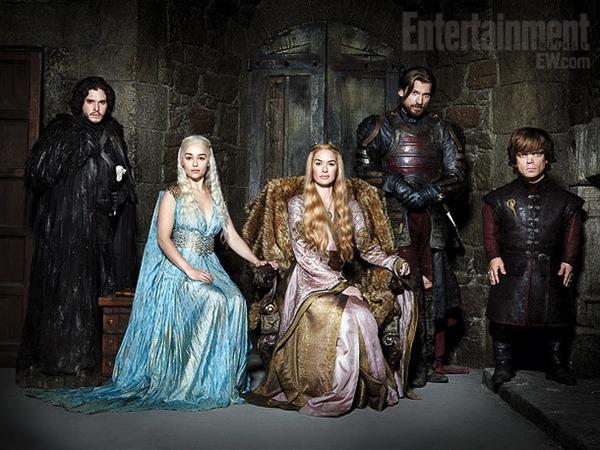 왕좌의 게임 시즌(Game of Thrones Season)..