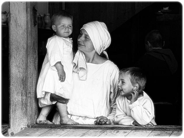 (감동적인 글)어머니와 두 아들