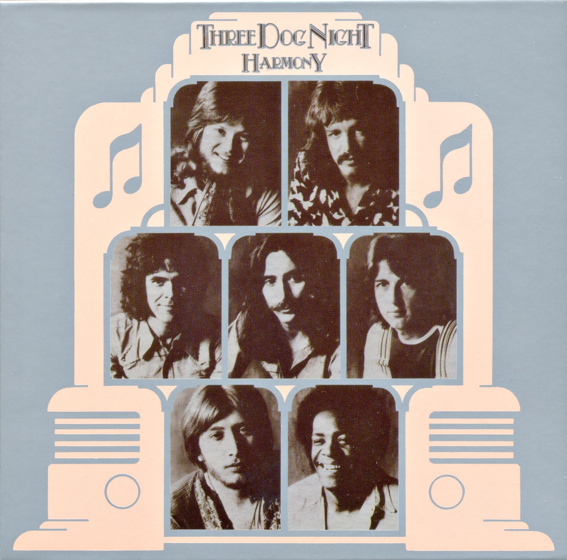 Three Dog Night - An Old Fashioned Love..
