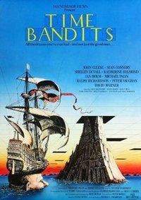 시간 도둑들 Time Bandits (1981)