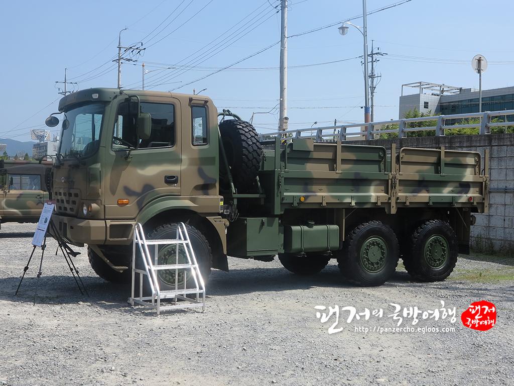 중형전술차량의 토대가 될 것 같은 5톤 트럭 후속차량