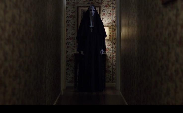 컨저링(Conjuring) 2 수녀귀신 (심멎주의)