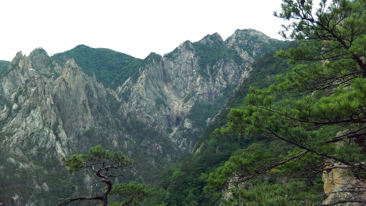 설악산 토왕성 폭포 - 부제 숨은 폭포 찾기