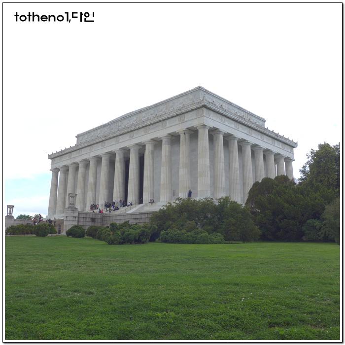 [16년 5월 미국 여행기]워싱턴 DC 대충 구경(링컨..