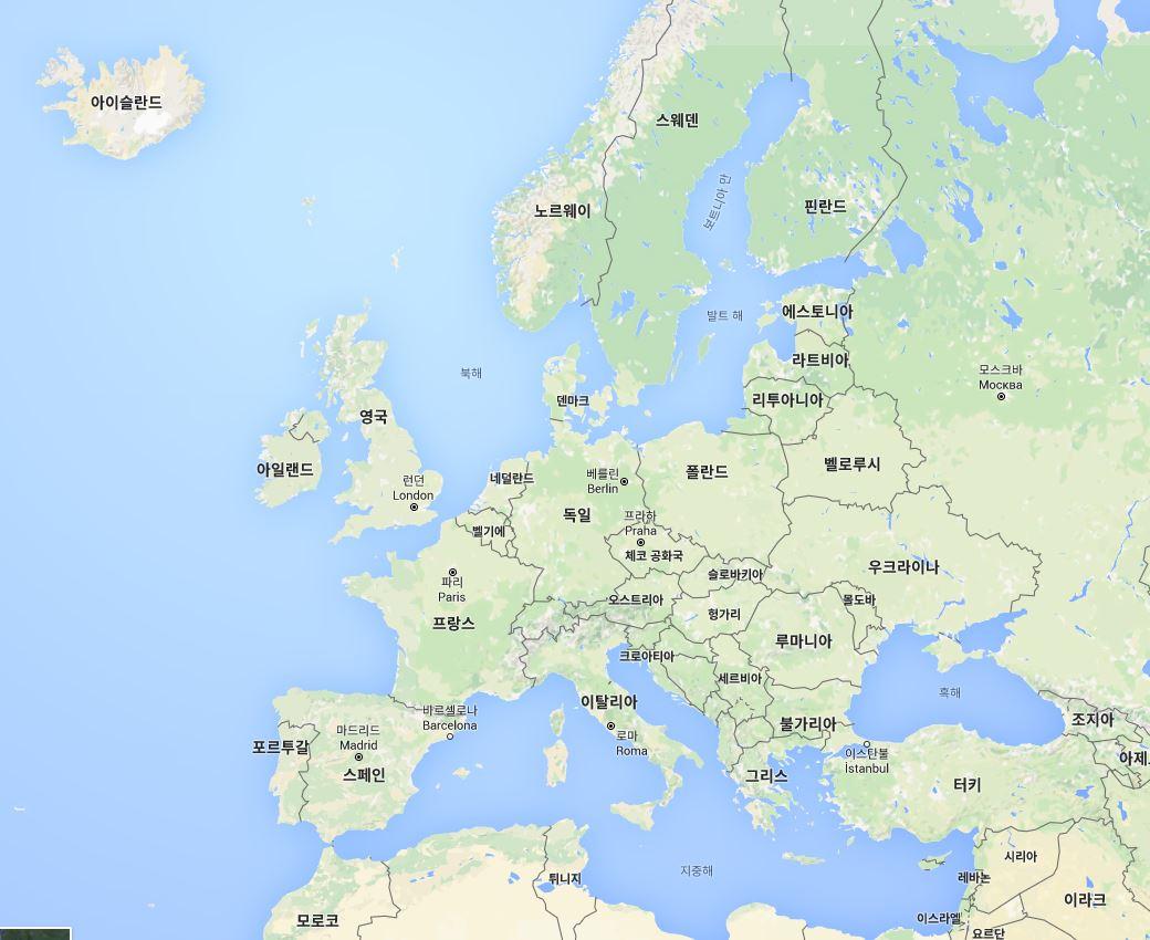 유로 2016 참가팀 및 지도